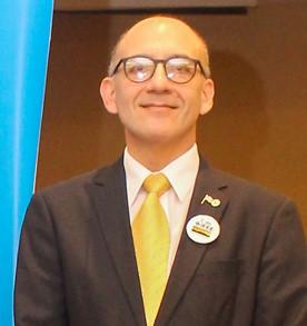Ing. Enrique Álvarez Rodrich,  Presidente ICACIT, Perú