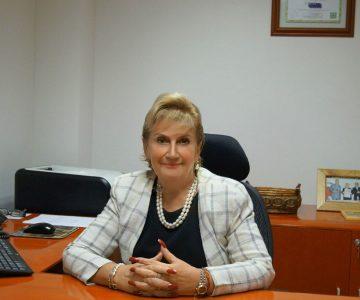 Ing. María Elena Barrera Directora General CACEI,   México
